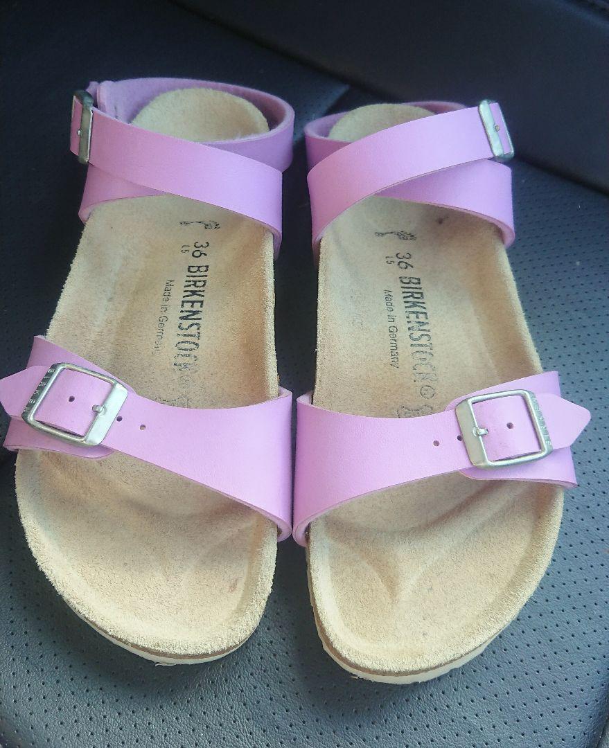 メルカリ - 【BIRKENSTOCK】(Custom) Sandal