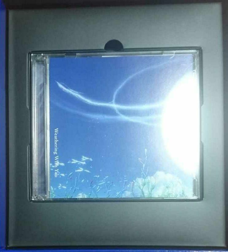 完全生産限定盤 天気の子 complete version RADWIMPS(¥6,500) , メルカリ スマホでかんたん フリマアプリ