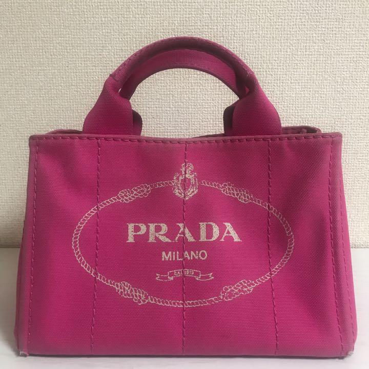 5f974da879aa メルカリ - PRADA カナパ トートバッグ 【プラダ】 (¥27,777) 中古や未使用 ...