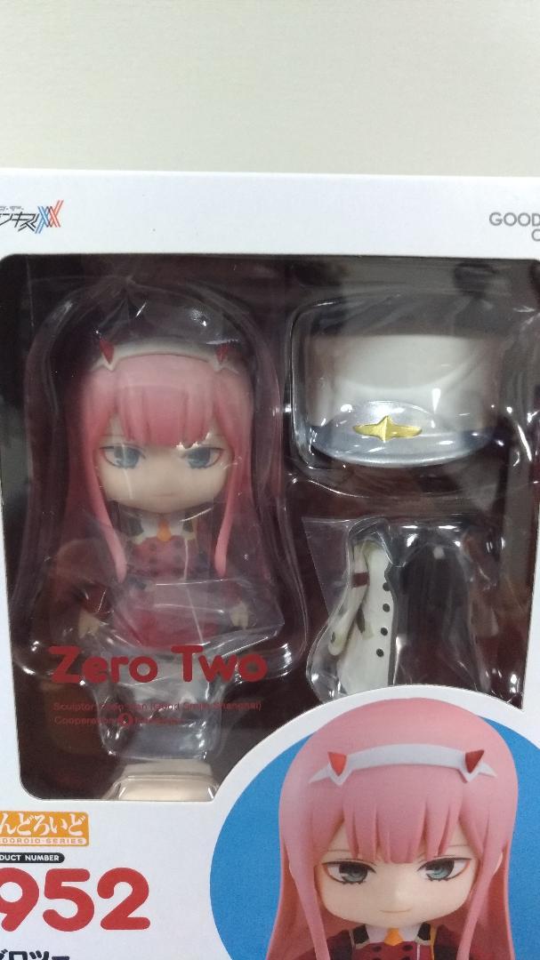 Code: 002 Nendoroid #952 Zero Zwei 02 Darling in die Franxx Lager USA Seller