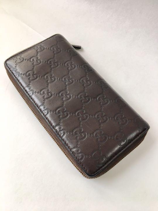 low priced 63272 10ac2 GUCCI グッチ 長財布 人気のデザイン(¥15,500) - メルカリ スマホでかんたん フリマアプリ