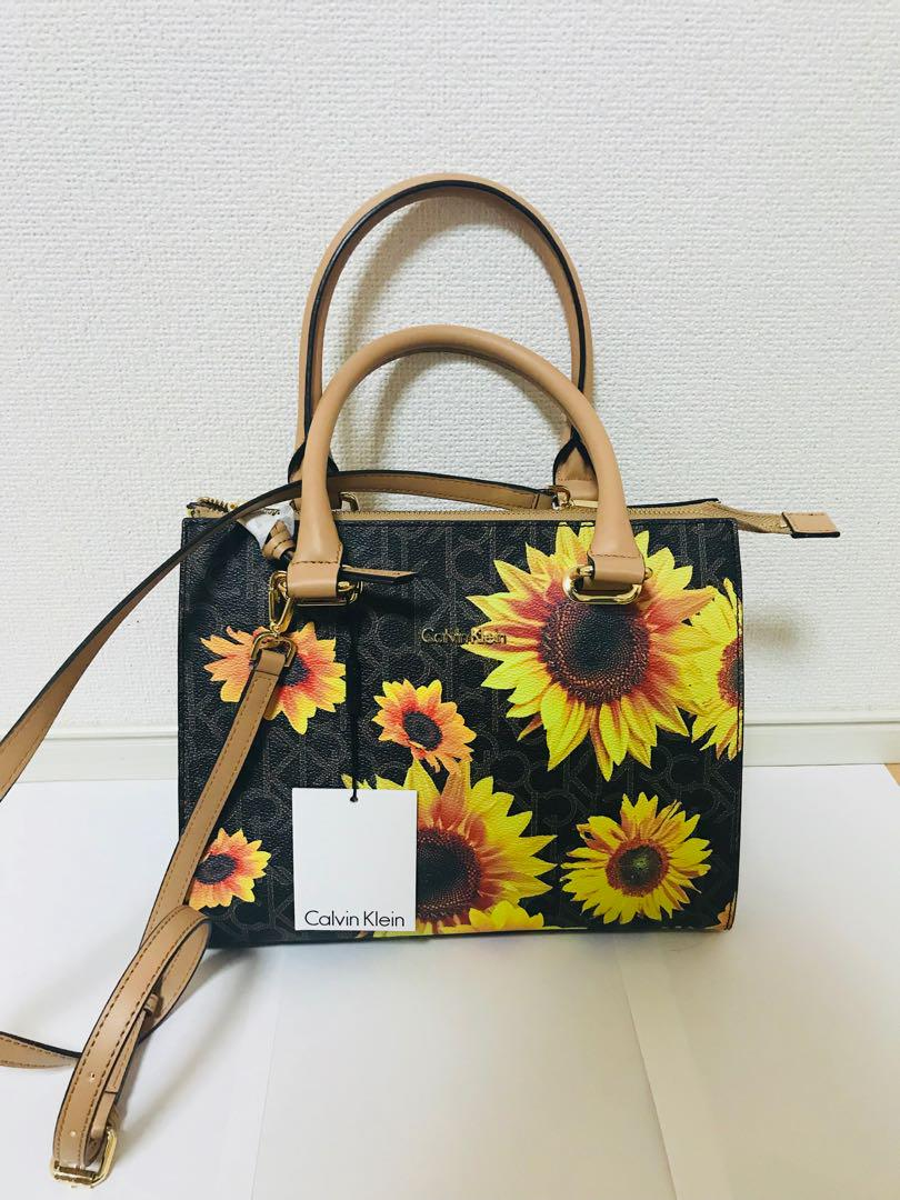 830022d316b メルカリ - Calvin Klein / Bag / Sunflower 【ハンドバッグ】 (¥21,500 ...