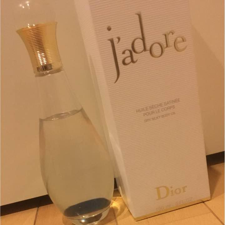 hot sale online 96503 fe10e Dior jadore ジャドール ボディオイル(¥ 4,000) - メルカリ スマホでかんたん フリマアプリ