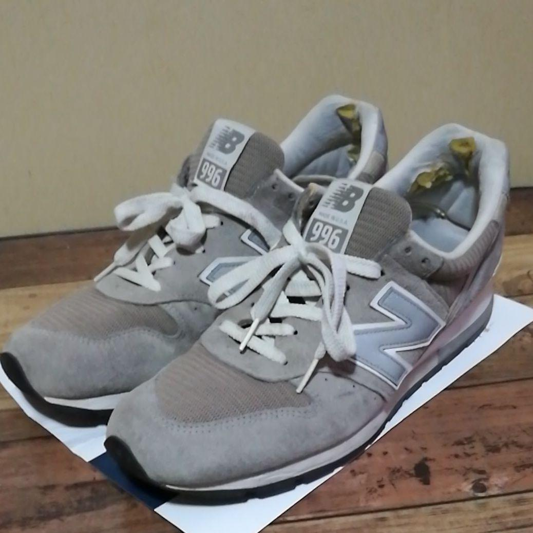 a97a8e980c795 メルカリ - new balance M996GY made in USA ニューバランス ...