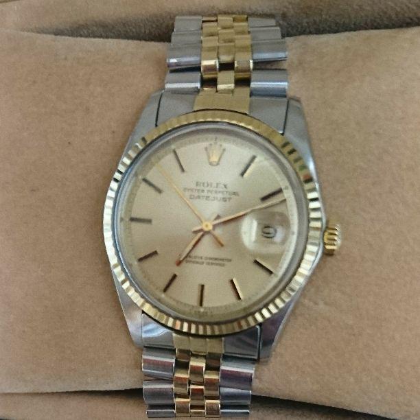 hot sale online ec216 d39d6 ロレックス、1601
