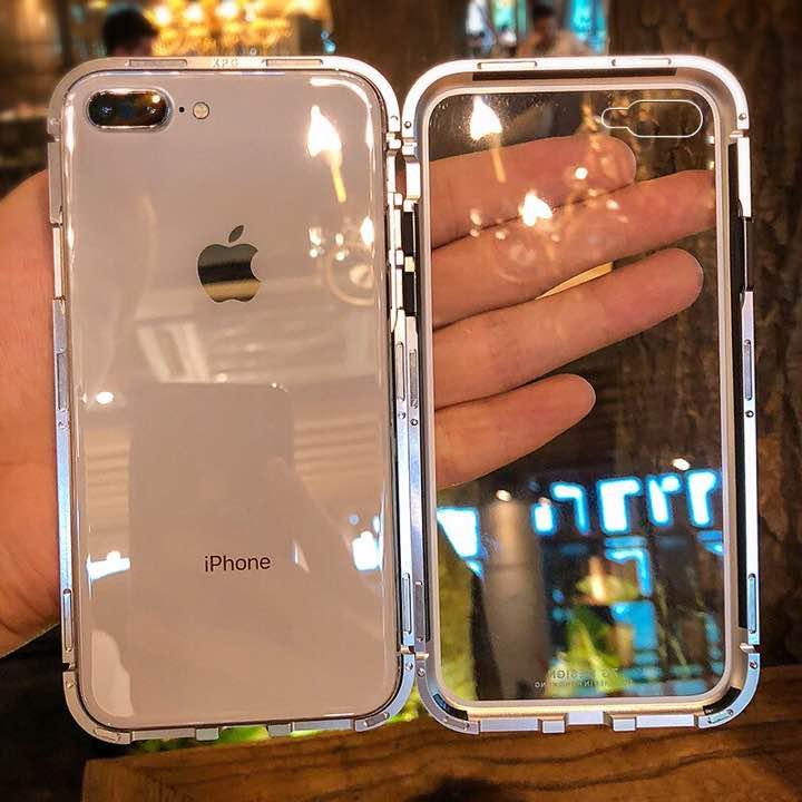 5d1a936ef9 メルカリ - iPhoneX ケース マグネット 磁石 360度全方位保護 ...
