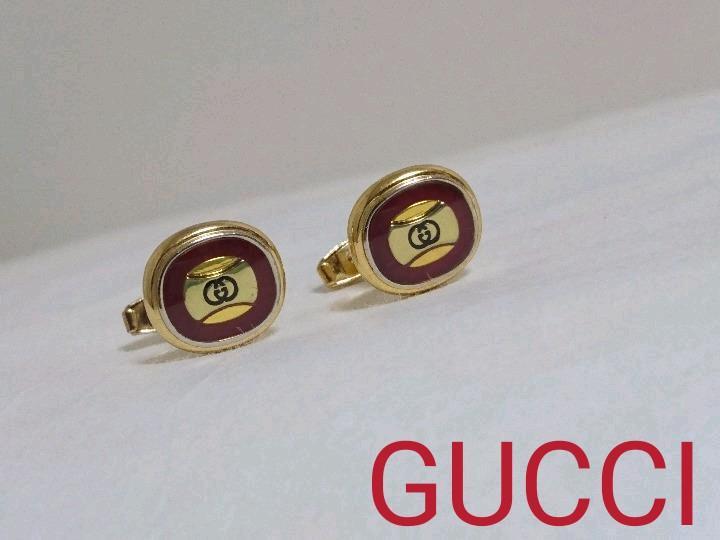 1461cac1a916 メルカリ - 正規 GUCCI グッチ ヴィンテージ GGロゴラウンドカフス ...