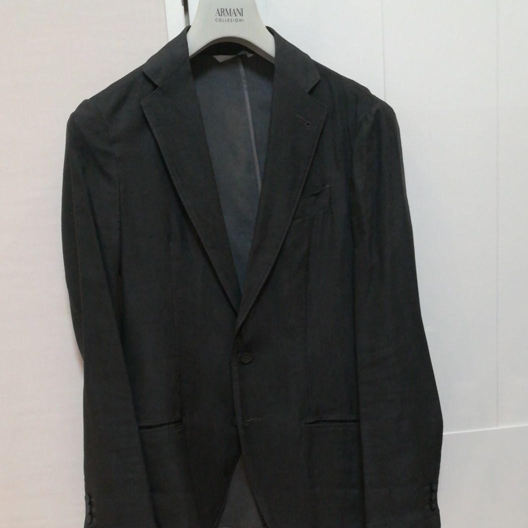 newest 9a981 64284 ミイさん専用ARMANI COLLEZIONI ジャケット(¥ 6,000) - メルカリ スマホでかんたん フリマアプリ