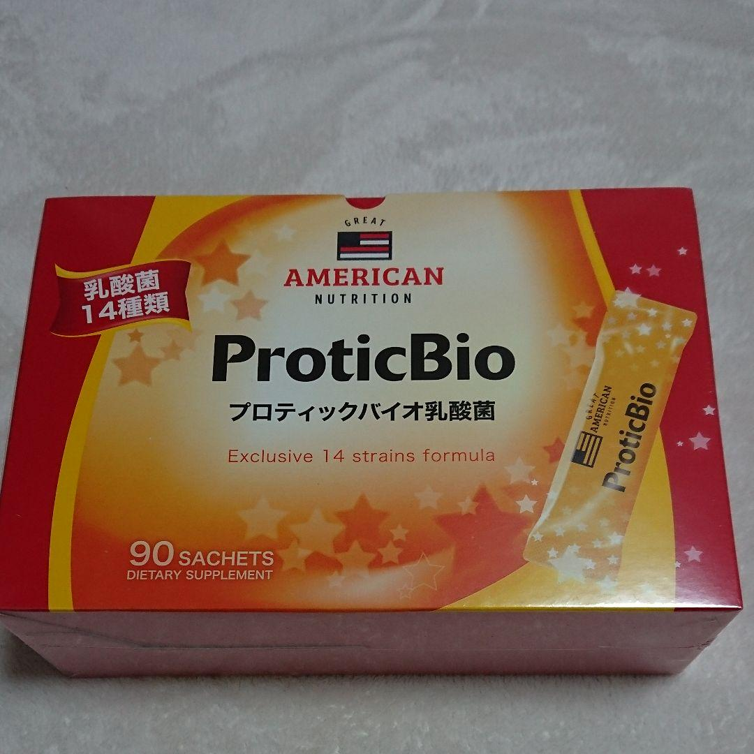 バイオ プロ 乳酸菌 ティック