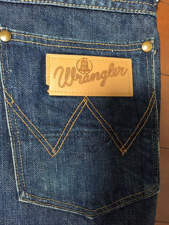 2 Vintage Wrangler Clothing Fishing Tournament Patch NOS