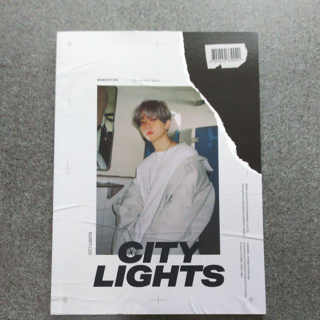 メルカリ Baekhyun City Lights Day Ver K Pop アジア 880