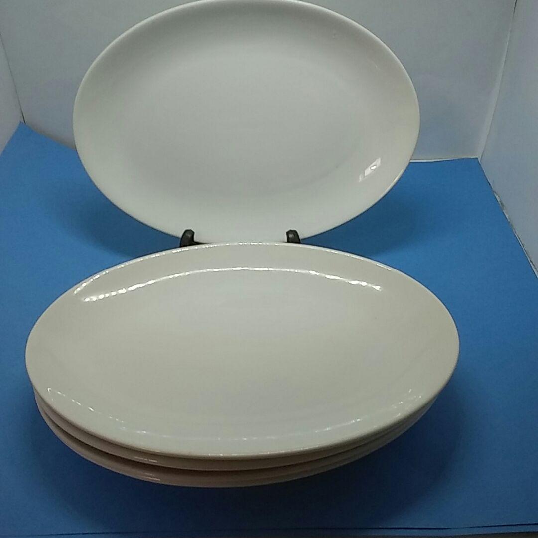 357 値下げ 縦長白い皿あると便利 何を作りどう配置しようかな 温めOK 6枚(¥2,070) , メルカリ スマホでかんたん フリマアプリ