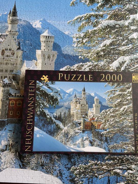 パズル 2000 ピース