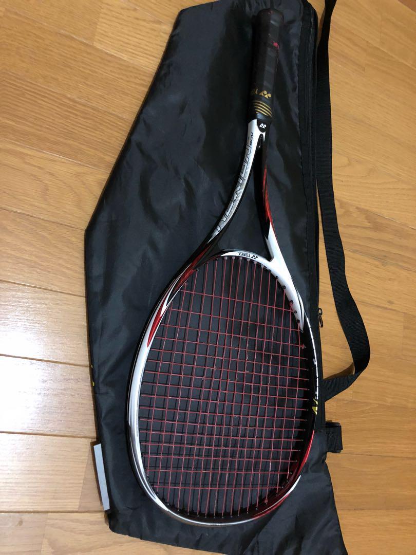 54f19c1f8af326 メルカリ - ソフトテニスラケット YONEX ネクシーガ90V 【ラケット(軟式 ...