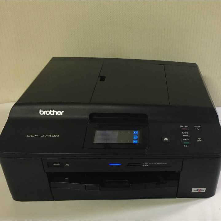 BROTHER DCP-J740N PRINTER DRIVERS FOR PC