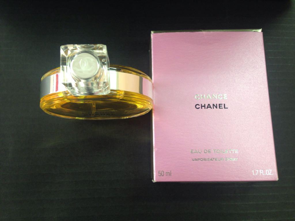 メルカリ 原 Chanel香水 チャンス オードトワレ 50ml シャネル