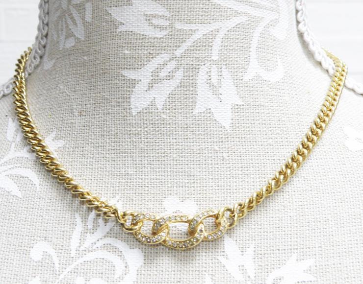 best website 96ec2 3f770 C.Diorディオール ネックレス 金色 ヴィンテージ 良品 正規品(¥5,500) - メルカリ スマホでかんたん フリマアプリ