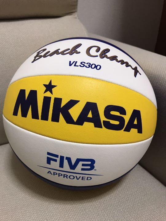 Mikasa Beach Champ VLS 300/DVV