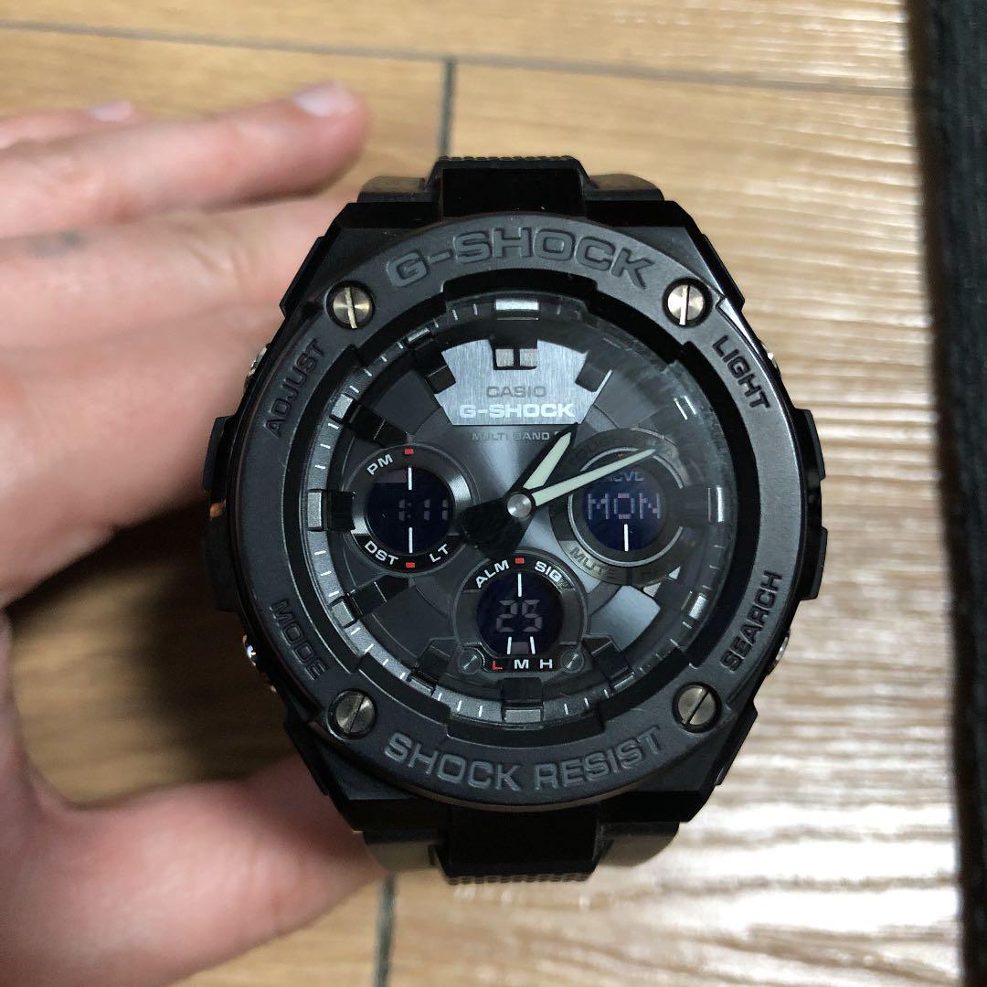 on sale 4b90a e78f1 CASIO G-SHOCK 腕時計 ジーショック(¥12,222) - メルカリ スマホでかんたん フリマアプリ