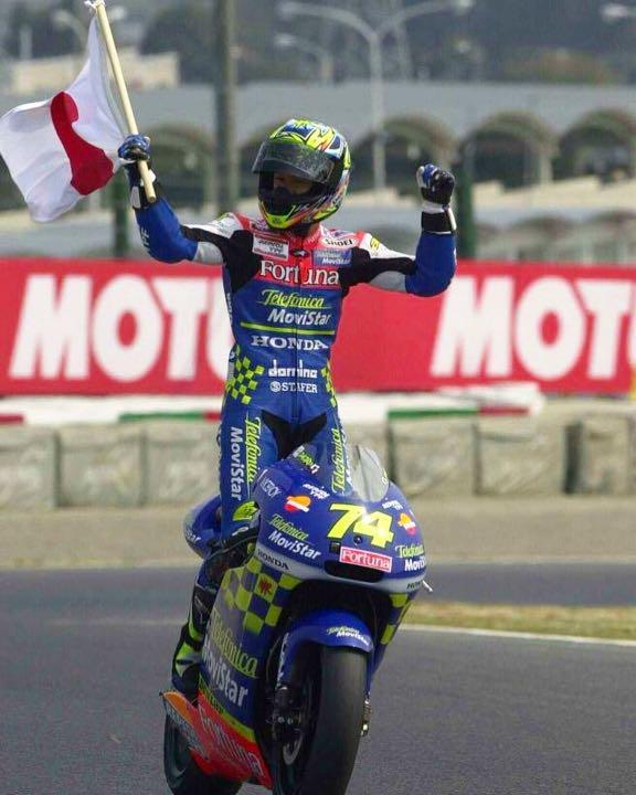 メルカリ - 2001年WGP世界チャンピオン加藤大治郎レーシンググローブ ...