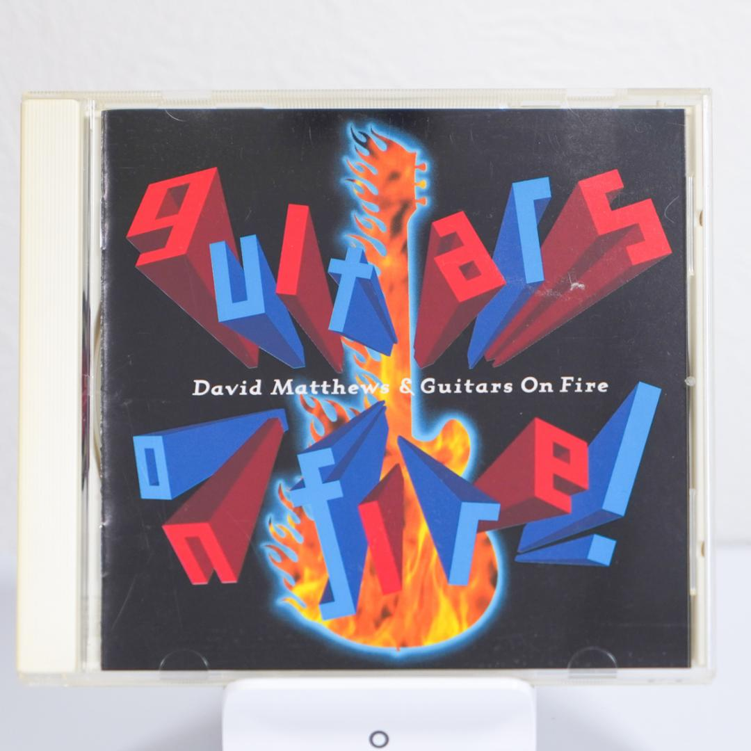 メルカリ - 国内盤:David Matthews & Guitars On Fire 【洋楽】 (¥700 ...