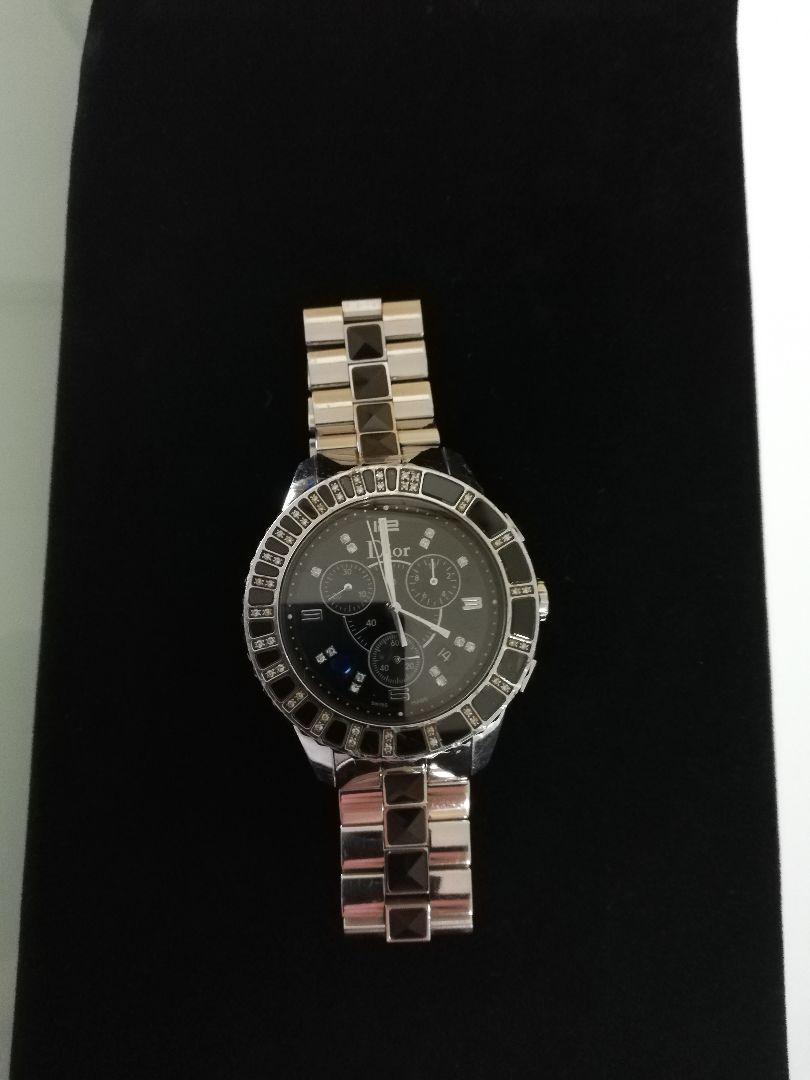 online retailer 998ea 21e59 クリスチャン・ディオール 腕時計 メンズ レディース(¥75,000) - メルカリ スマホでかんたん フリマアプリ