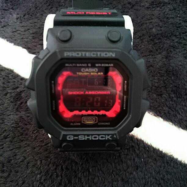 4bbe381a65 メルカリ - [カシオ] G-SHOCK タフソーラー電波時計 GXW-56-1AJF メンズ ...