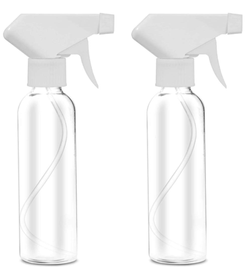用 ボトル アルコール スプレー 消毒用のエタノール(アルコール)スプレーを入れる容器の素材は何がいい!?100均で探してみた。