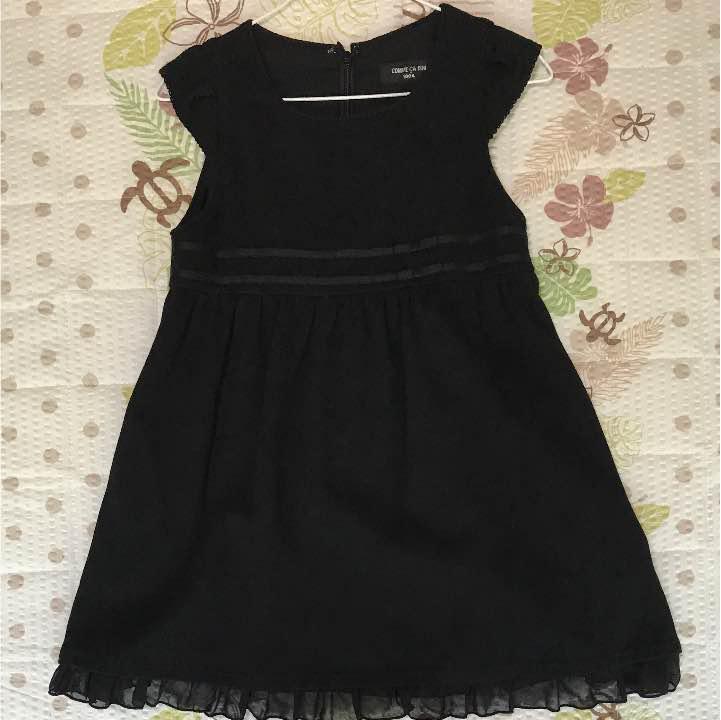2d964da751478 メルカリ - コムサフォーマル女の子100センチ  フォーマル ドレス ...