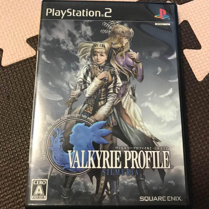 メルカリ - PS2版 ヴァルキリー...
