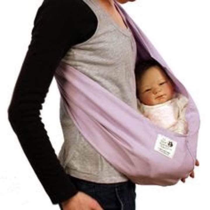 8b775247742 メルカリ - The new native organic baby carrier カーキ  抱っこひも ...