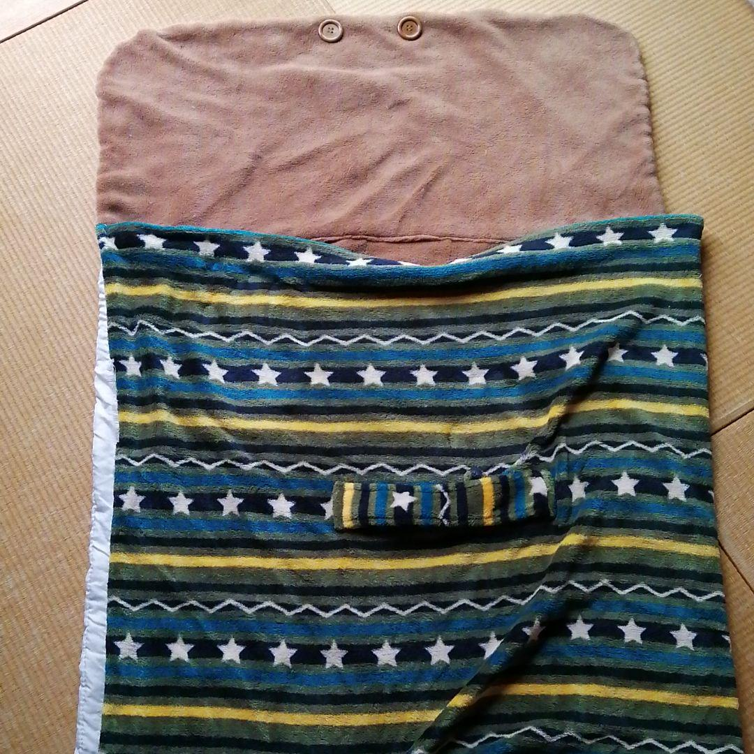 毛布 寝袋
