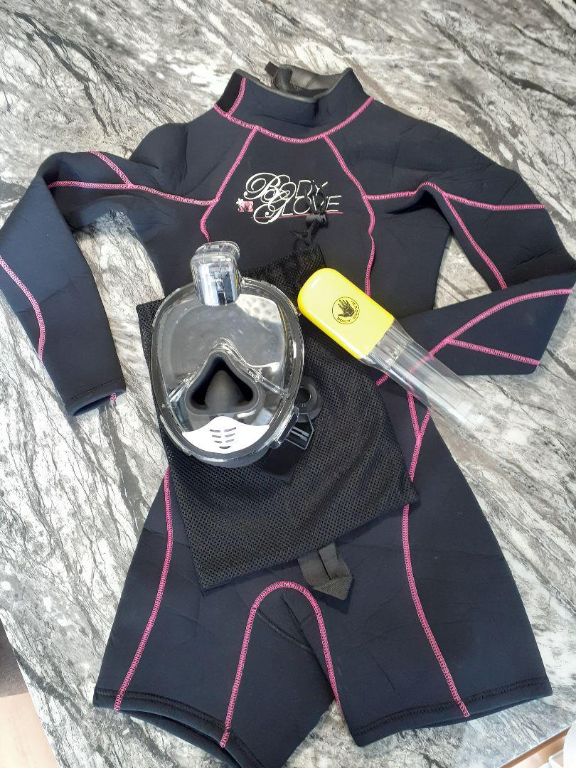 スーツ マスク ウェット