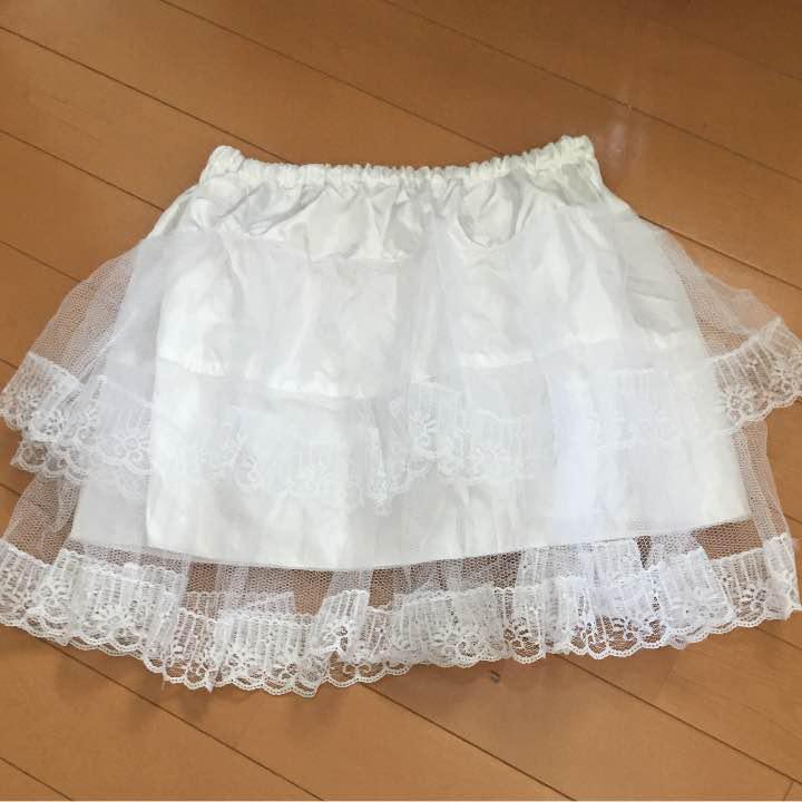 74d910548727b メルカリ - マザウェイズ パニエ サイズ120〜140  フォーマル ドレス ...