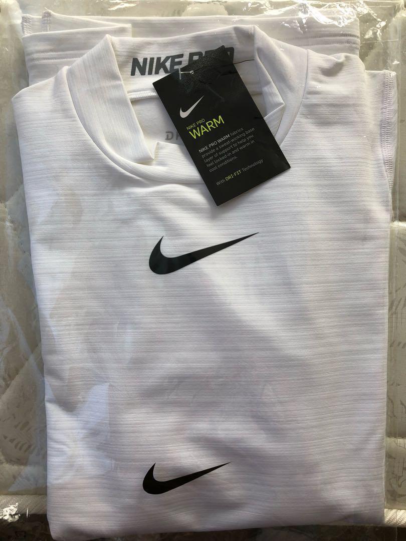 a974e6d9d33 メルカリ - [新品・未開封]NIKE PRO ウォームコンプレッションシャツ ...