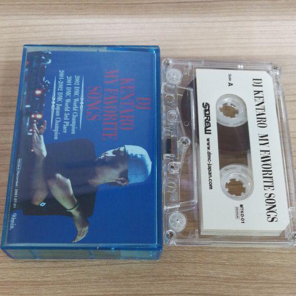 DJ Kentaro My Favorite Songs ミックステープ(¥ 1,800) - メルカリ スマホでかんたん フリマアプリ