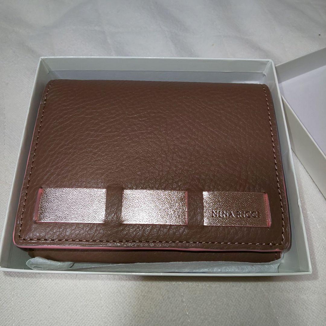 sports shoes 5b698 2f611 NINA RICCI ニナリッチ 財布(¥1,200) - メルカリ スマホでかんたん フリマアプリ