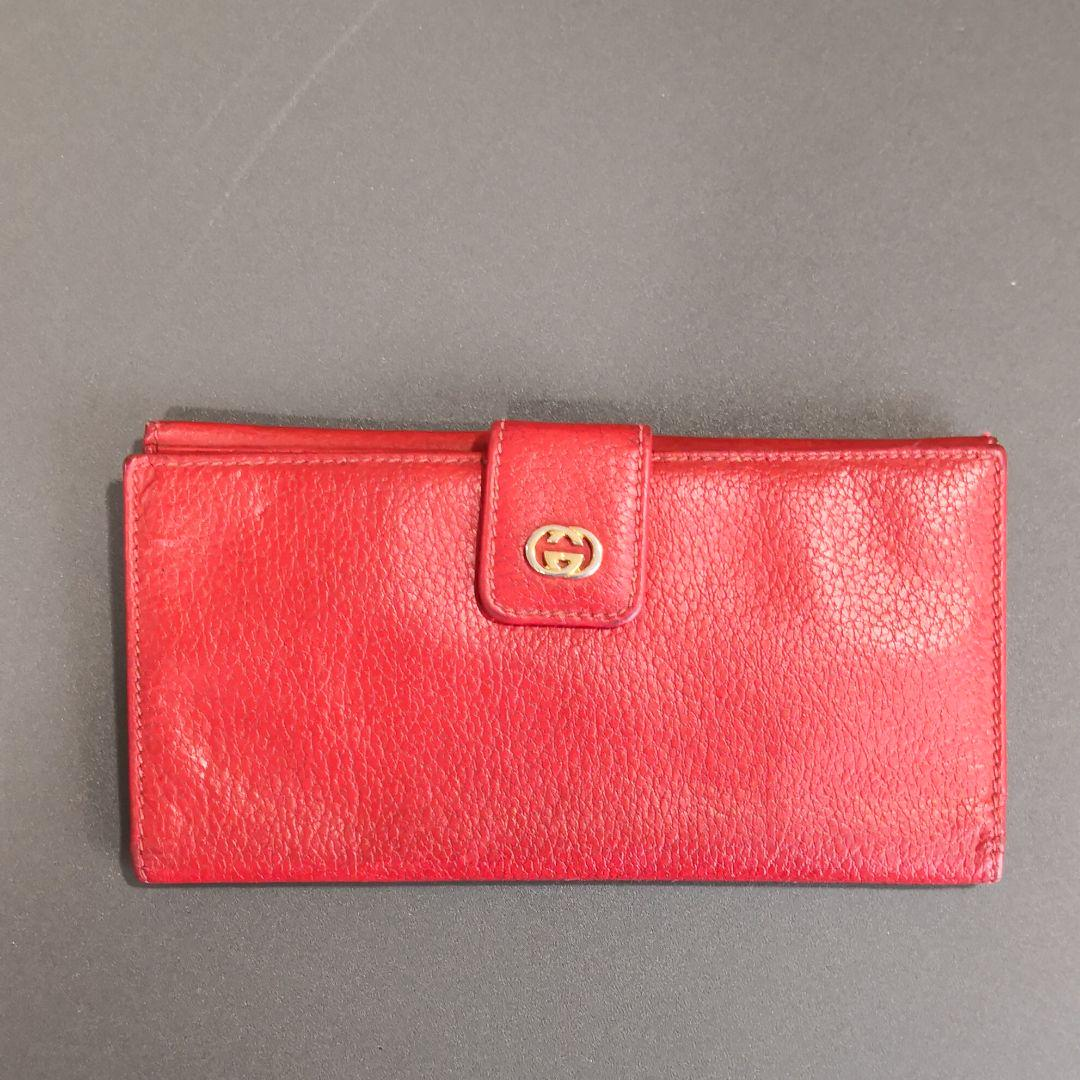 low priced 000c1 a59df GUCCI グッチ 長財布