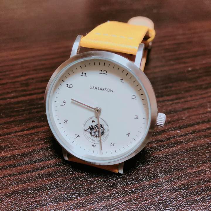 new arrivals 99ea0 eb456 LISA LARSON リサラーソン 腕時計(¥7,500) - メルカリ スマホでかんたん フリマアプリ
