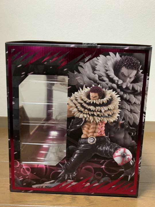 "Anime One Piece POP /""SA-MAXIMUM/"" Charlotte Katakuri PVC Figure New No Box 21cm"