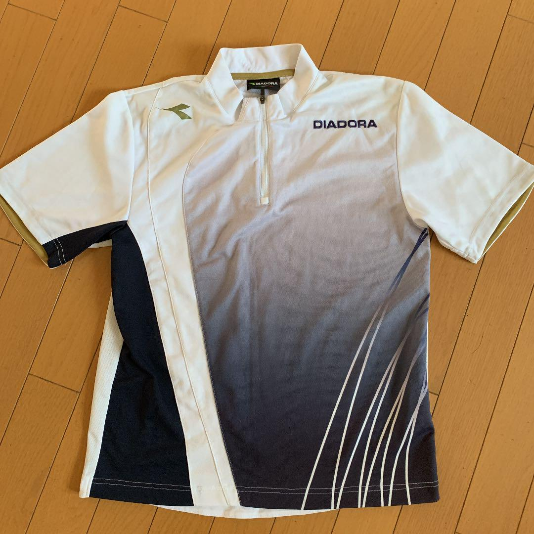 9cdeeeb85c09f メルカリ - ディアドラ テニスウェア メンズS 【ディアドラ】 (¥600 ...