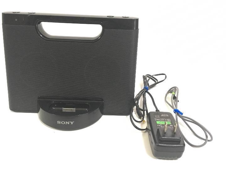94a2a9ff7d メルカリ - SONY iPod/iPhone用ドックスピーカー SRS-GM5IP (¥3,680 ...