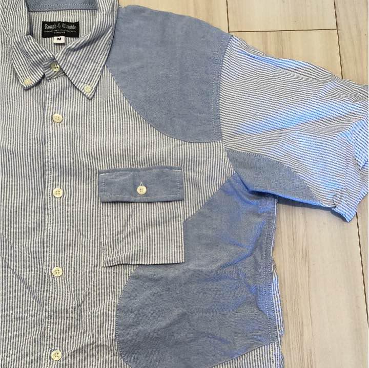 nepenthes rough & tumble シャツ(¥ 2,800) - メルカリ スマホでかんたん フリマアプリ