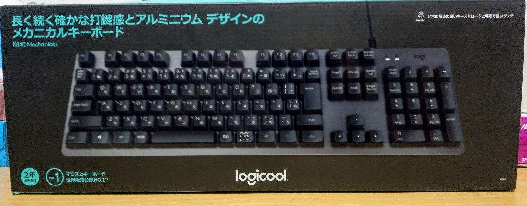 ロジクール k840