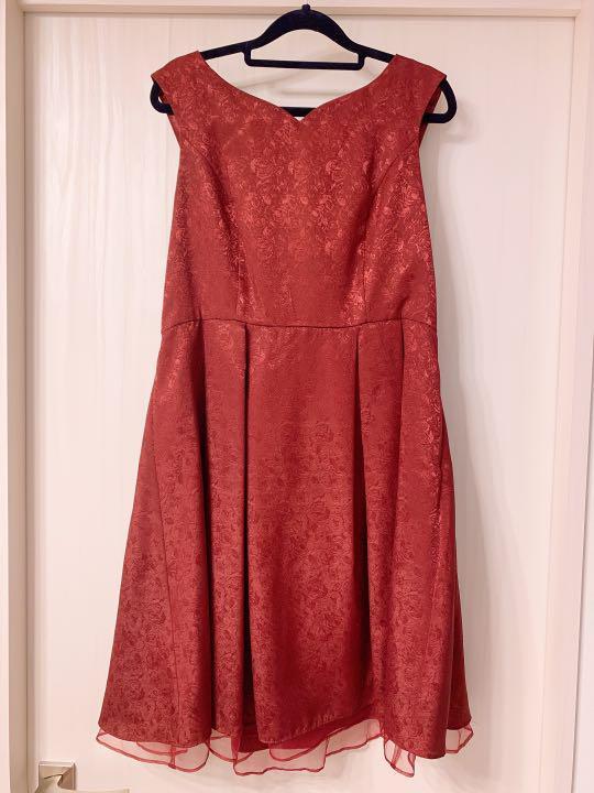 d35b6fc5e3324 メルカリ - ジャガードドレス ドレス ワンピース マルイ 美品 フォーマル ...