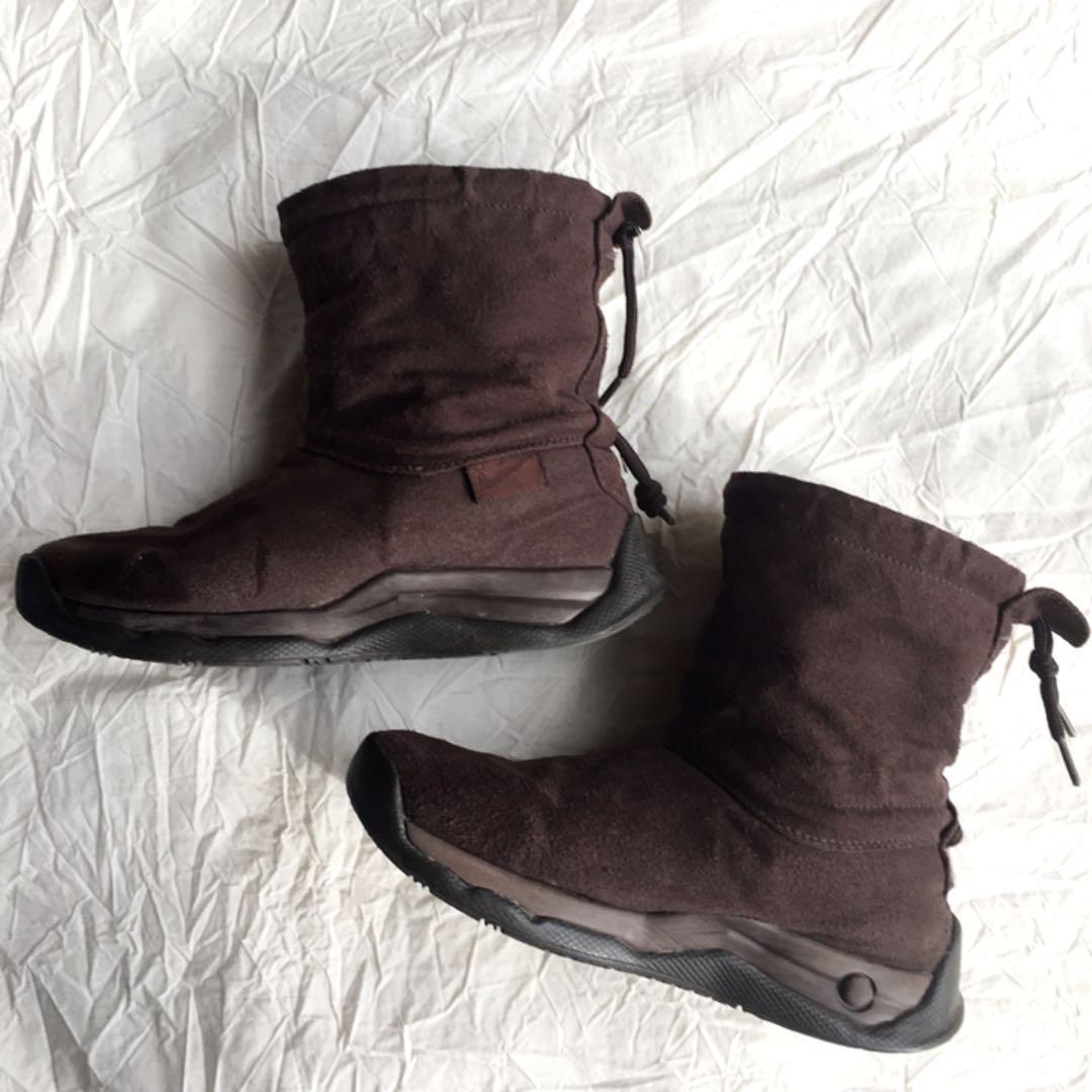 1018a3d78e580 メルカリ - NIKE キッズ チャッカモック ブーツ 19㎝ 【ナイキ】 (¥1,800 ...