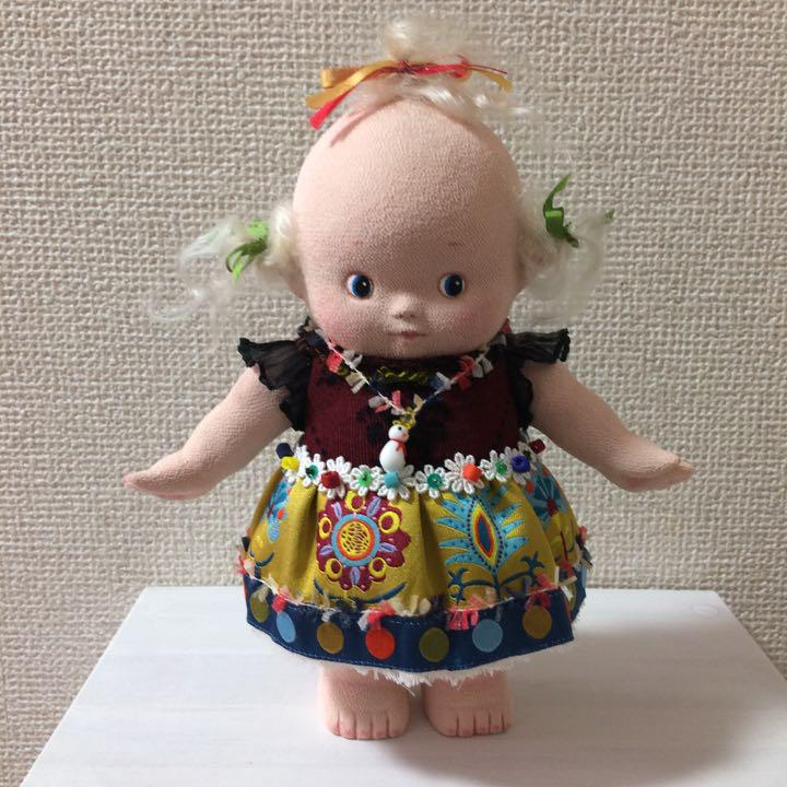 【お値下げ】作家作品キューピー人形