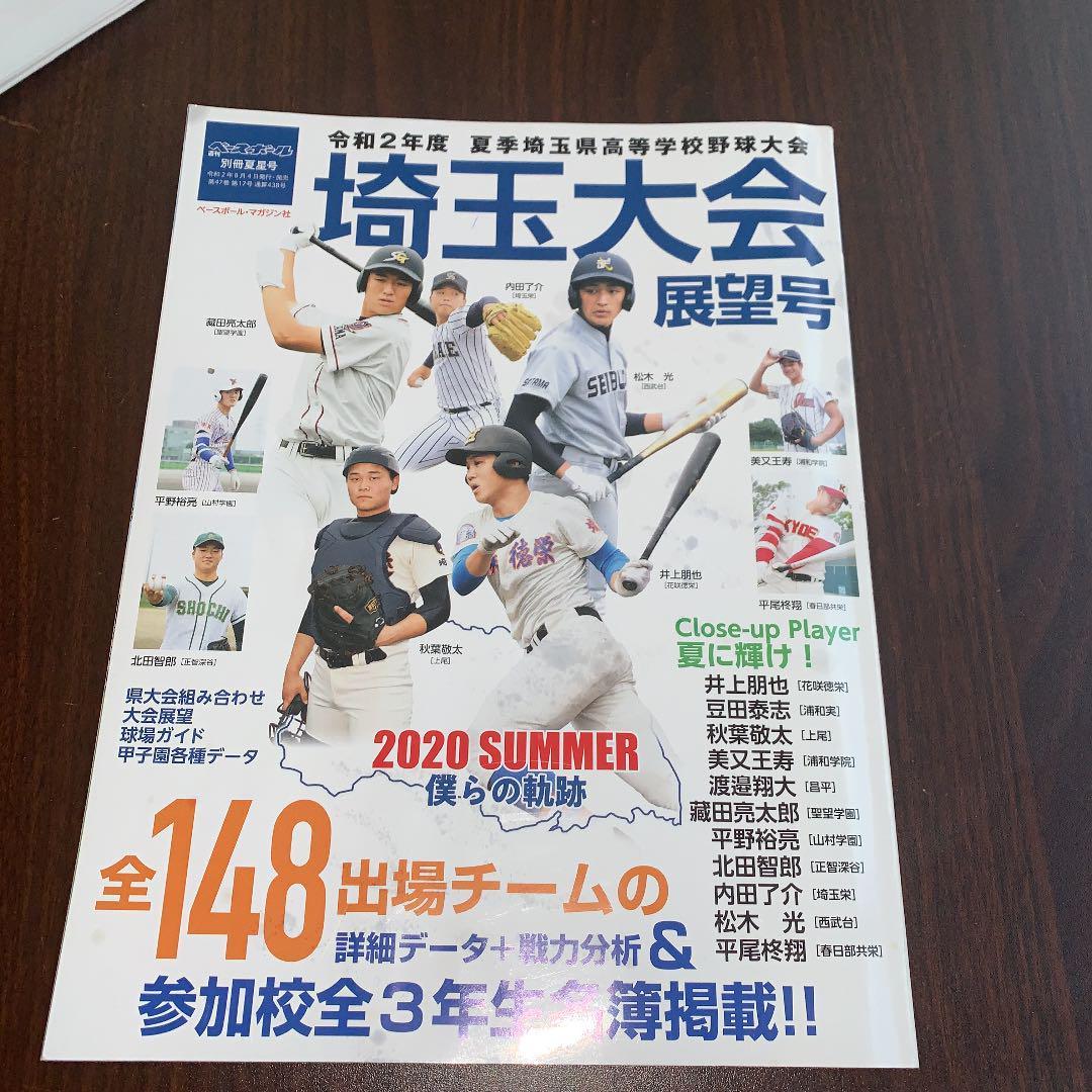の 夏 埼玉 高校 野球 大会 県