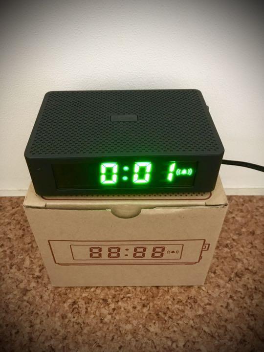 無印 良品 目覚まし 時計