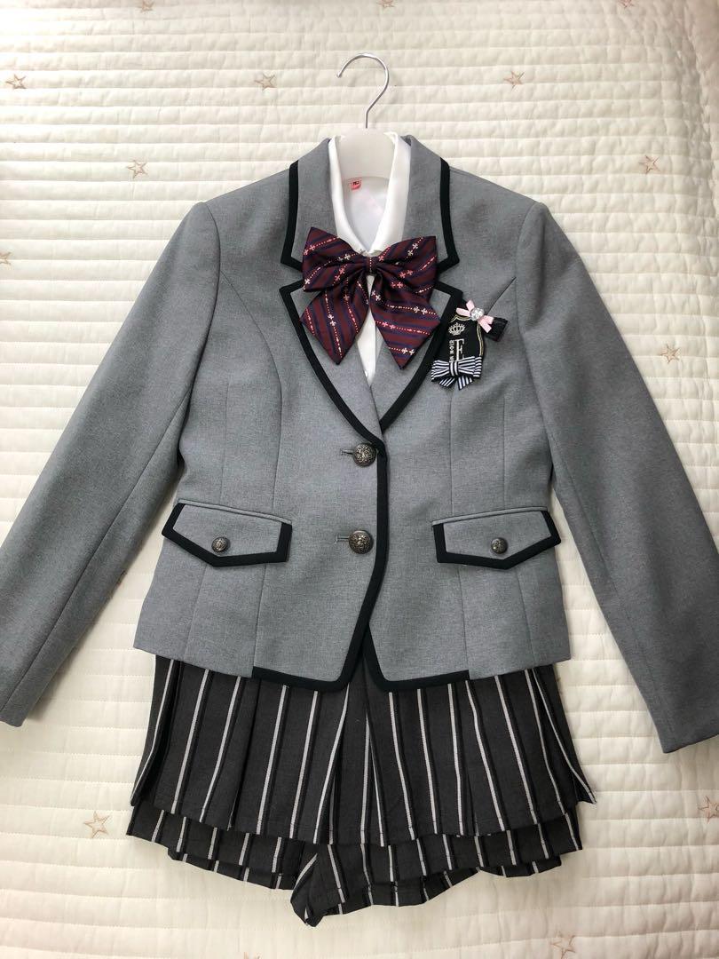 ba33363c35643 メルカリ - ELLE フォーマル スーツ 制服 セット 150 卒業式 入学式 ...